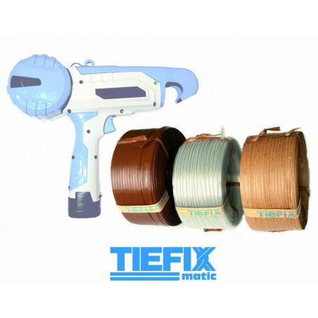 TIEFIX-matic HE 90™ per legatrici elettroniche cinesi Koham™, FPQ™, Swansoft™, Zanon™ , ecc.